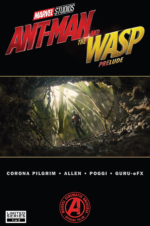 MARVELS ANT-MAN AND WASP PRELUDE #1 (OF 2)