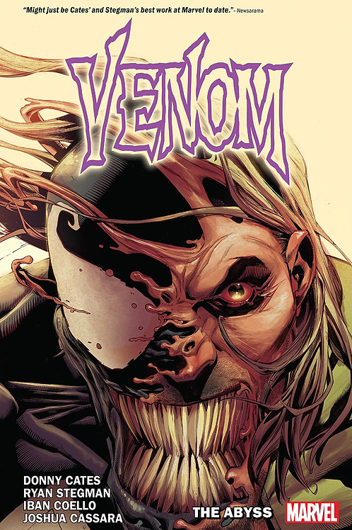 VENOM BY DONNY CATES TP VOL 02