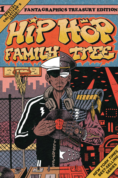 HIP HOP FAMILY TREE GN VOL 01 (NEW PTG)