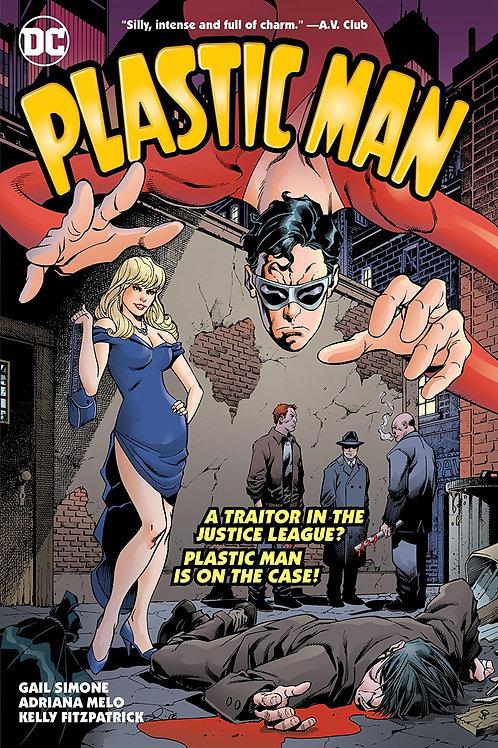 PLASTIC MAN TP