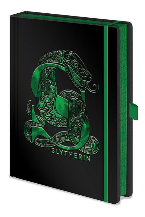 Записная книжка Harry Potter (Slytherin)