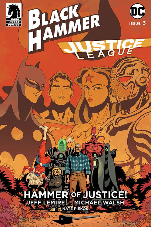 BLACK HAMMER JUSTICE LEAGUE #3 (OF 5) CVR D MOORE