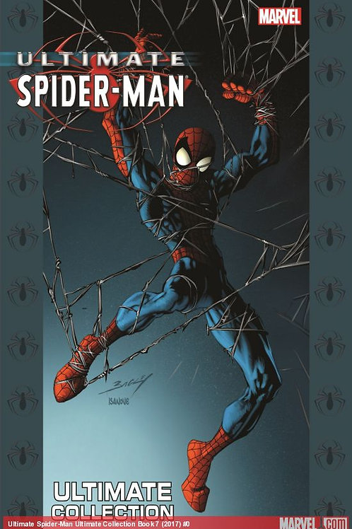 Ultimate Spider-Man Ultimate Collection Book 7