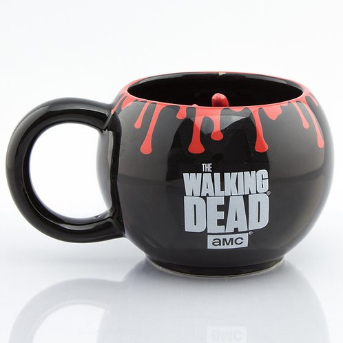 """Лицензионная 3D кружка """"The Walking Dead"""""""