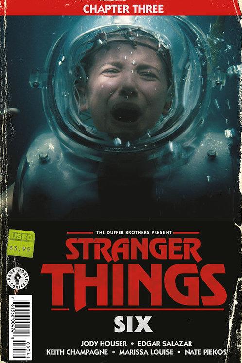 STRANGER THINGS SIX #3 CVR D SATTERFIELD PHOTO