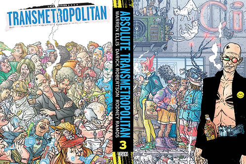 ABSOLUTE TRANSMETROPOLITAN HC VOL 03
