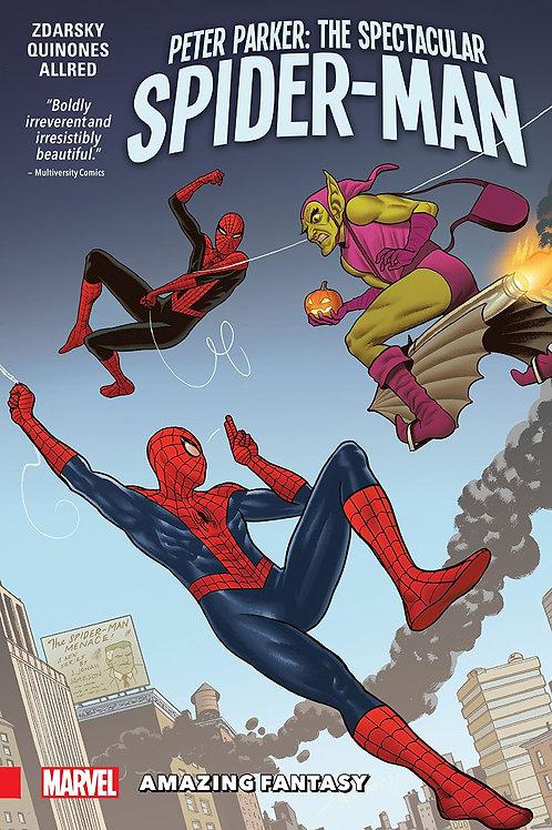PETER PARKER SPECTACULAR SPIDER-MAN TP VOL 03 AMAZING FANTASY