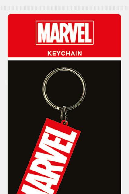 Лицензионный брелок Marvel (Logo)