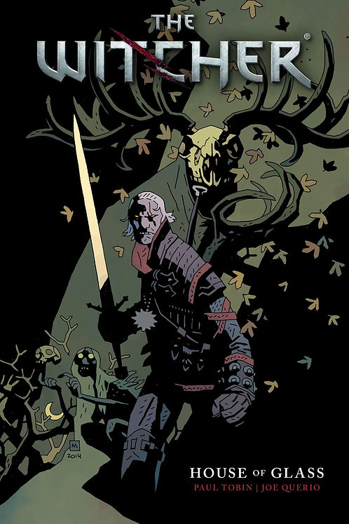 WITCHER TP VOL 01 HOUSE OF GLASS