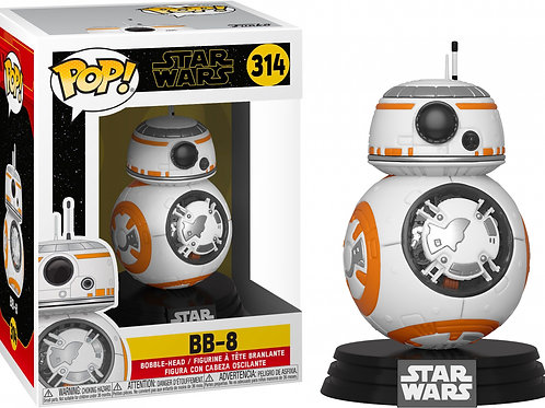 Фигурка Funko POP! Bobble: Star Wars Ep 9: BB-8