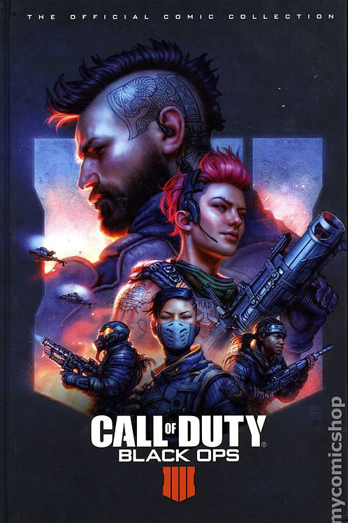 CALL OF DUTY BLACK OPS IV HC COLLECTION