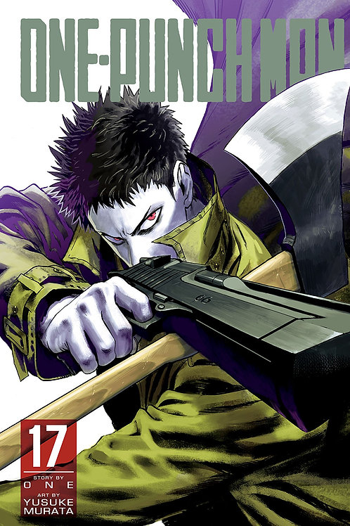 ONE PUNCH MAN GN VOL 17