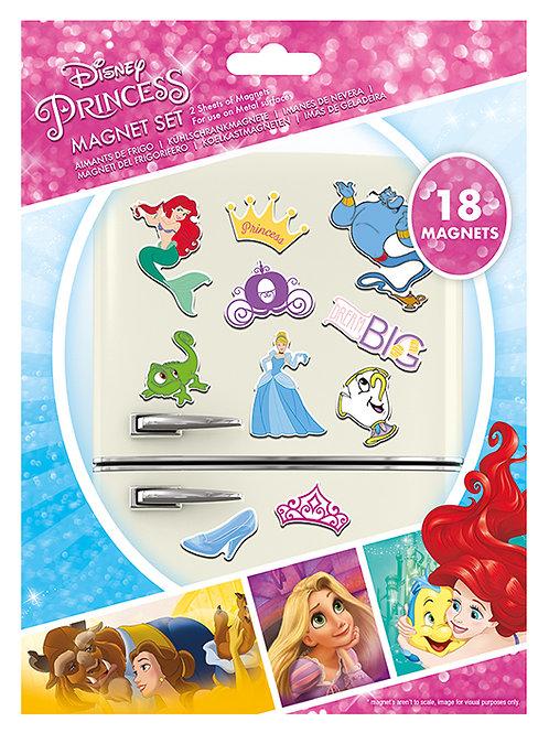 Набор лицензионных магнитов Disney Princess (Dream Big)