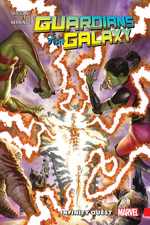ALL NEW GUARDIANS OF GALAXY TP VOL 03 INFINITY QUEST