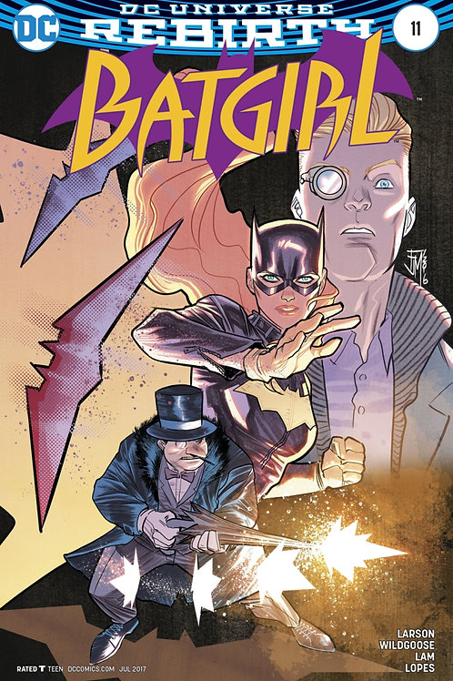 Batgirl #11 (Var. Ed.)