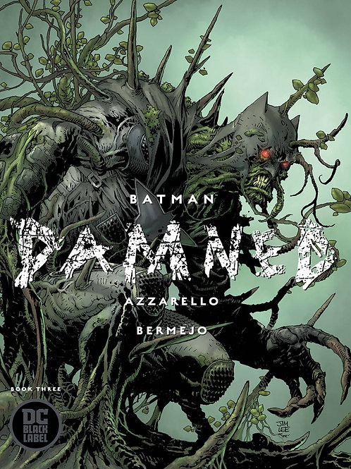 BATMAN DAMNED #3 (OF 3) VAR ED (RES) (MR)