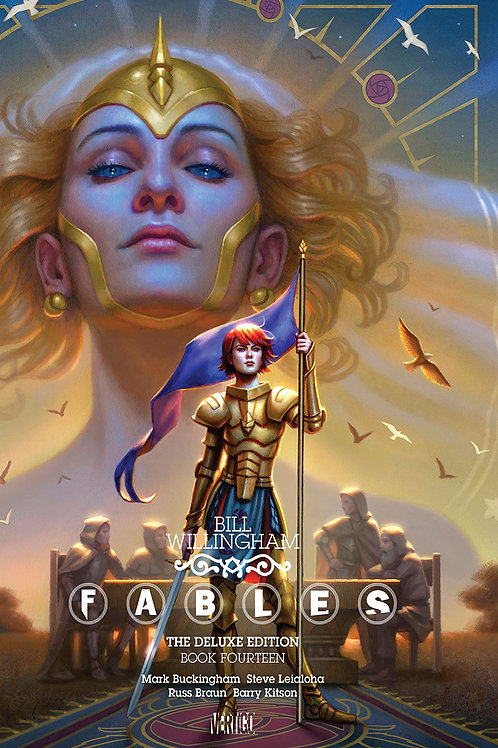 FABLES DELUXE HC VOL 14 (MR)