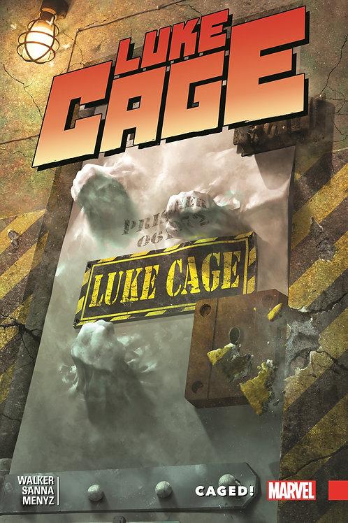 LUKE CAGE TP VOL 02 CAGED