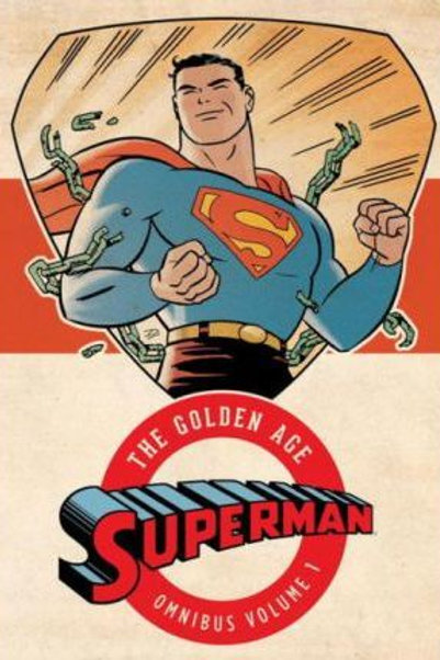 SUPERMAN THE GOLDEN AGE OMNIBUS HC VOL 01