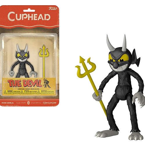 Фигурка Funko Action Figures: Cuphead: The Devil 33424