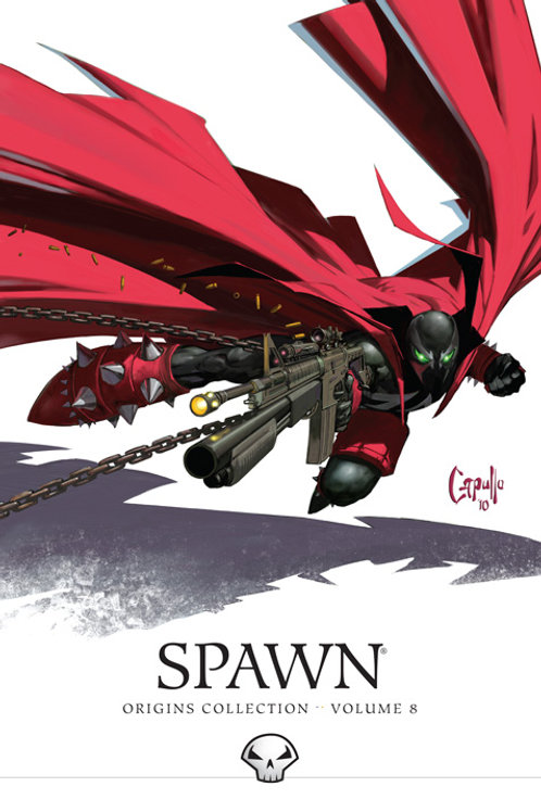 Spawn Origins Vol. 8 (Paperback)