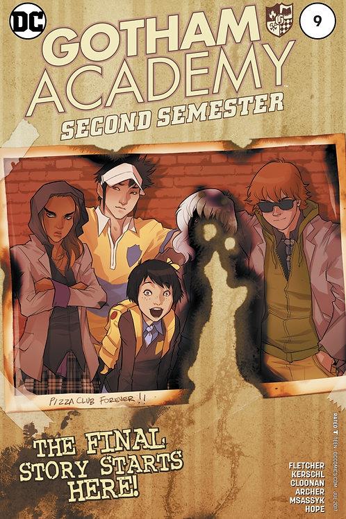 Gotham Academy Second Semester #9