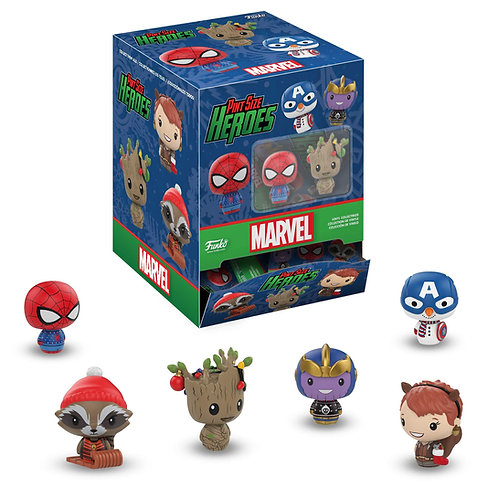 Фигурка Funko Pint Size Heroes: Marvel Holiday