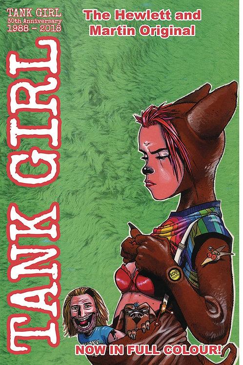 TANK GIRL FULL COLOR CLASSICS #4 1991-1992 CVR B