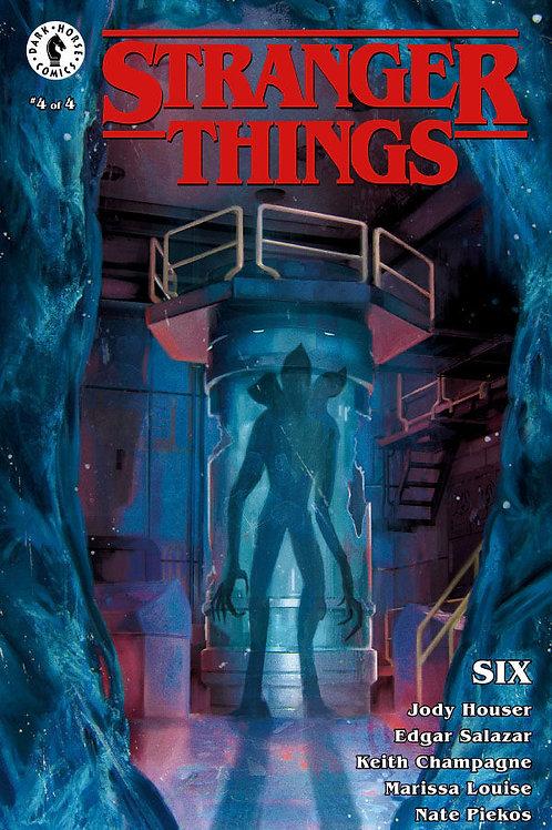 STRANGER THINGS SIX #4 CVR C RAVENNA