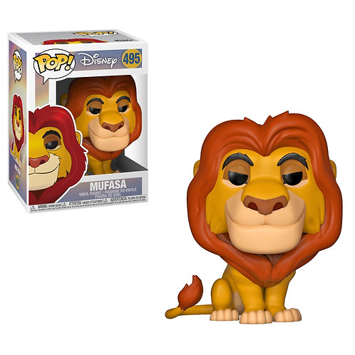 Фигурка Funko POP! Vinyl: Disney: Lion King: Mufasa