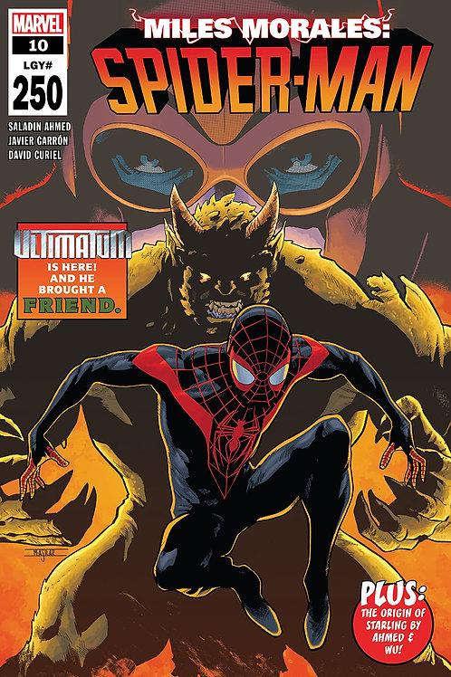 MILES MORALES SPIDER-MAN #10
