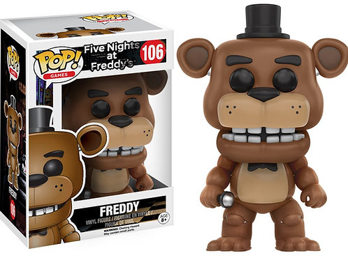 Фигурка Funko POP! Vinyl: Games: FNAF: Freddy