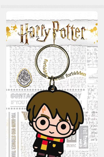 Лицензионный брелок Harry Potter (Harry Potter Chibi)