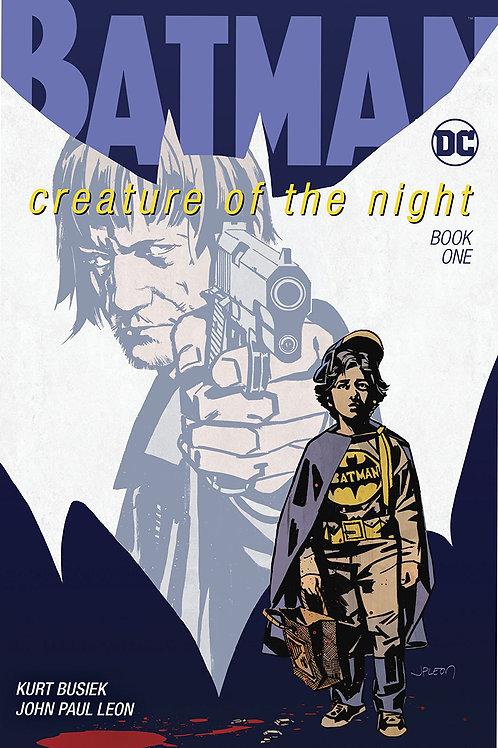 BATMAN CREATURE OF THE NIGHT #1 (OF 4)
