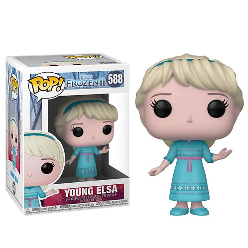 Фигурка Funko POP! Vinyl: Disney: Frozen 2: Young Elsa