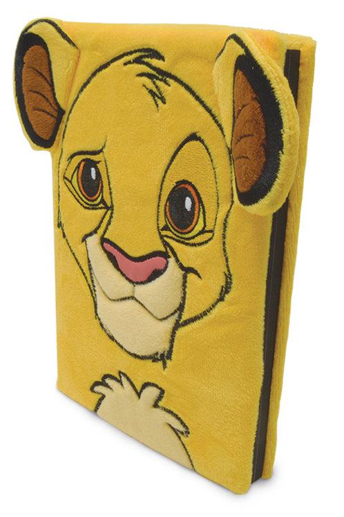 "Записная книжка ""The Lion King (Simba) Furry Cover"""