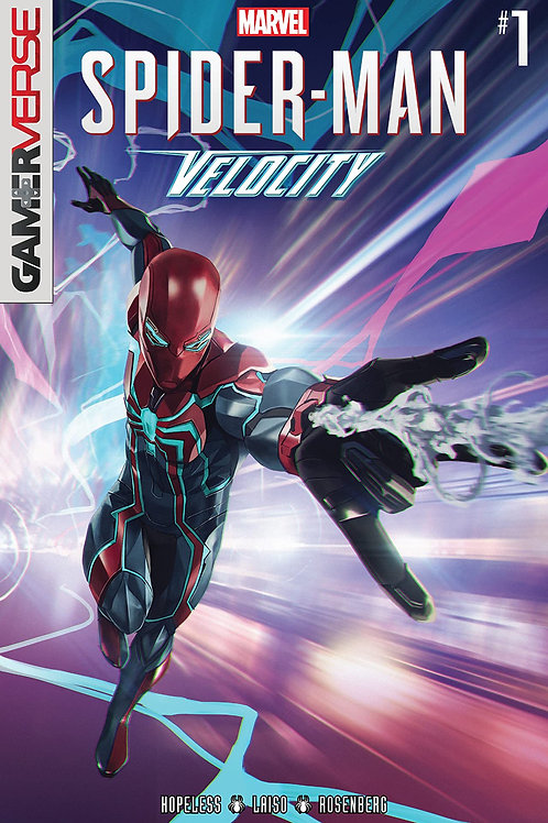 SPIDER-MAN VELOCITY #1