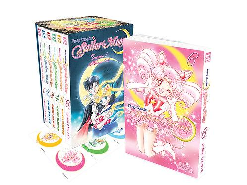 Sailor Moon. Набор в боксе (1-6)