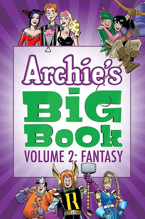 ARCHIES BIG BOOK TP VOL 02 FANTASY