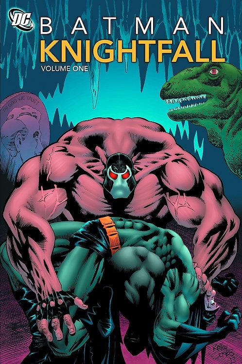 Batman Knightfall Vol. 1 (New Ed.)