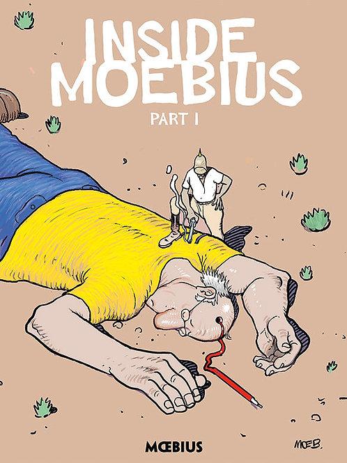 MOEBIUS LIBRARY INSIDE MOEBIUS HC VOL 01 (C: 1-0-0)