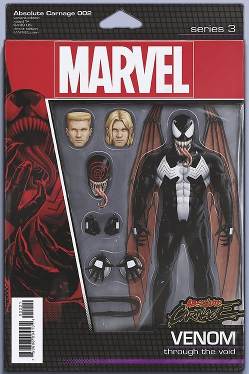 ABSOLUTE CARNAGE #2 (OF 5) CHRISTOPHER ACTION FIGURE VAR AC