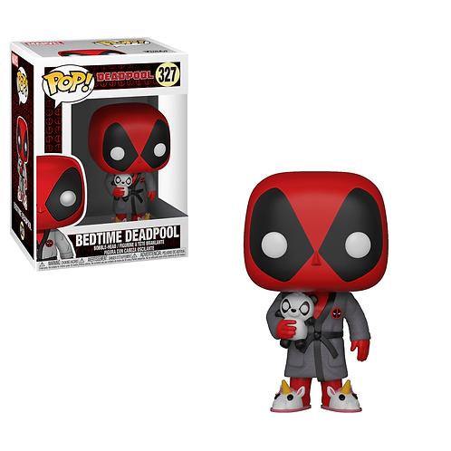 Фигурка Funko POP! Marvel: Deadpool Playtime: Deadpool in Robe