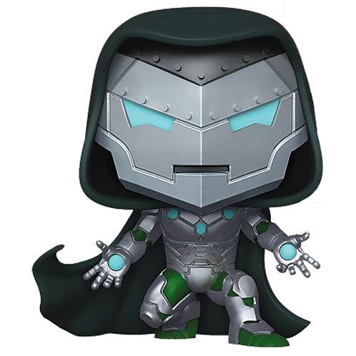 Фигурка Funko POP! Bobble: Marvel: Comics: Infamous Iron Man (GW) (Exc)