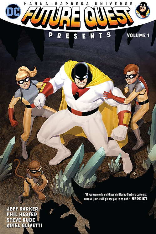 FUTURE QUEST PRESENTS TP VOL 01 (RES)