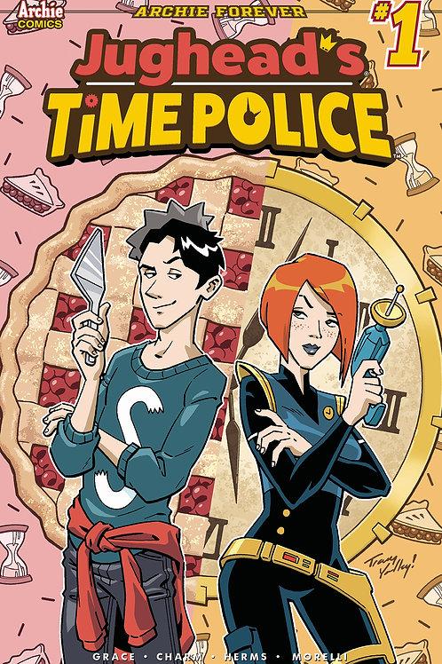JUGHEAD TIME POLICE #1 CVR E YARDLEY