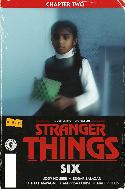 STRANGER THINGS SIX #2 CVR D SATTERFIELD PHOTO