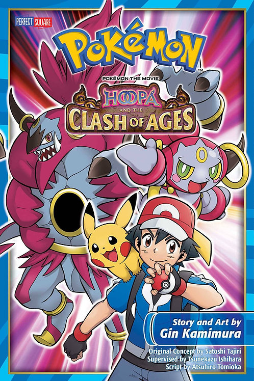 POKEMON MOVIE HOOPA & CLASH OF AGES GN