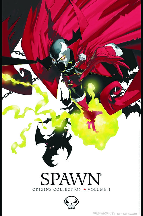 Spawn Origins Vol. 1 (Paperback)