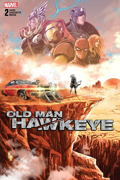 OLD MAN HAWKEYE #2 (OF 12) LEG